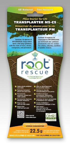 Root Rescue 22.5 grams - Mycorrhizal fungi