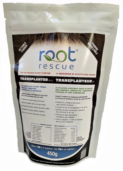 Root Rescue 450 grams - Mycorrhizal fungi