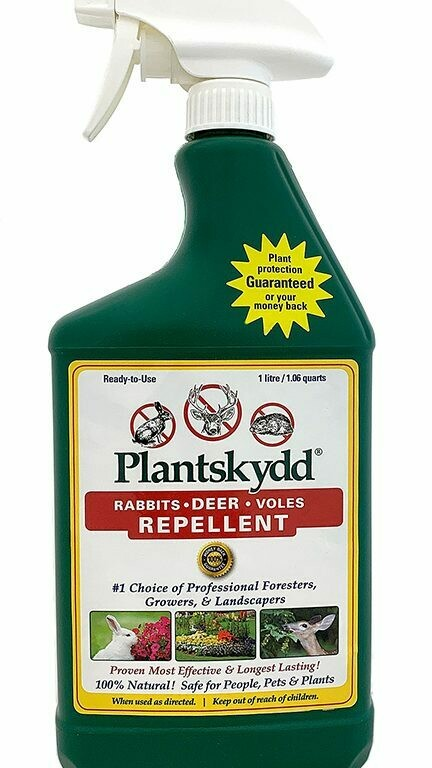 Plantskydd - 1 Litre Bottle Sprayer (Liquid)
