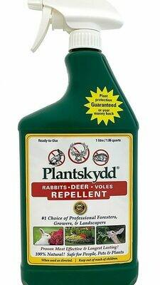 Plantskydd - 1 Litre Bottle Sprayer (Liquid)