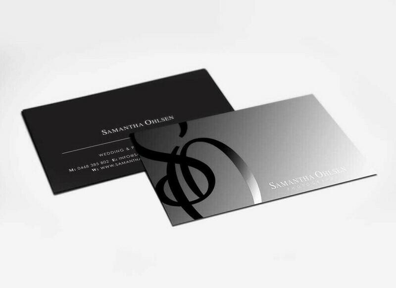 Standard Matte Business Cards