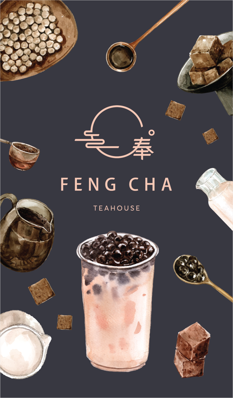 Feng Cha - Custom Order