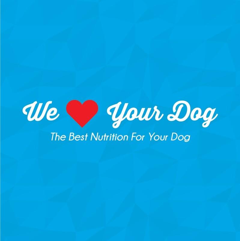 We Love Your Dog - Custom Order