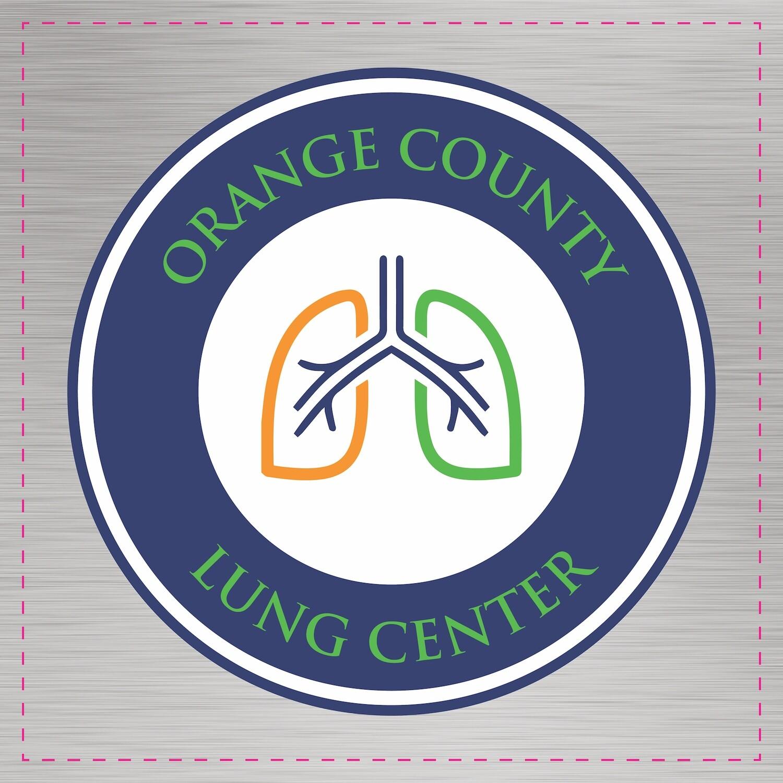 OC Lung Center - Custom Order