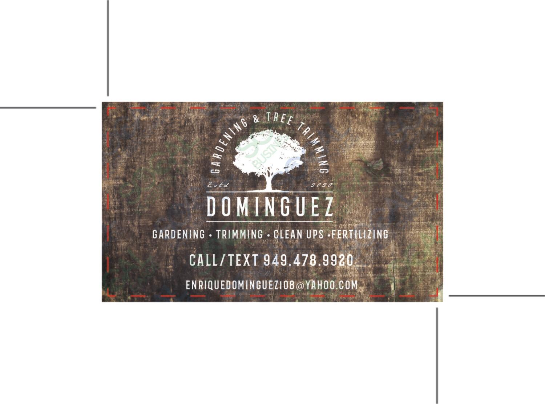 Custom Order - Dominguez Gardening