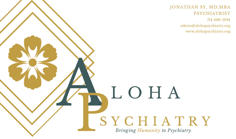 Custom Order - Aloha Psychiatry