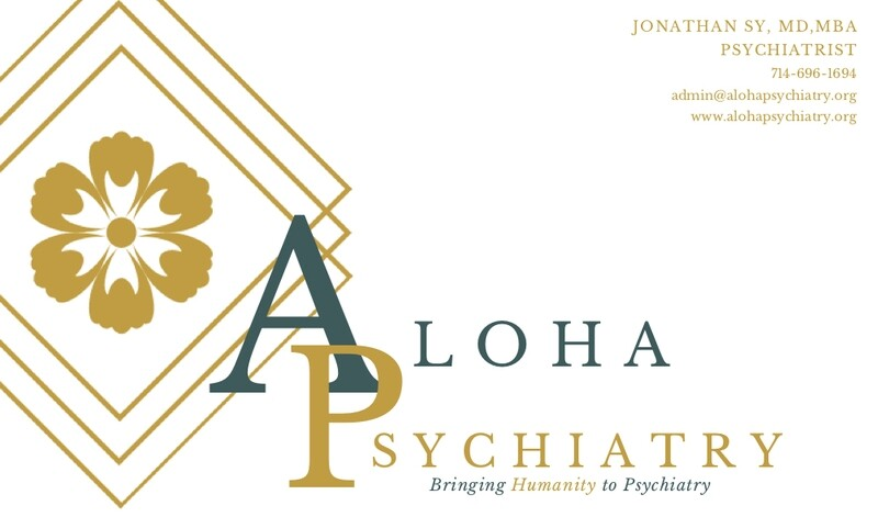 Custom Order - Aloha Psychiatry
