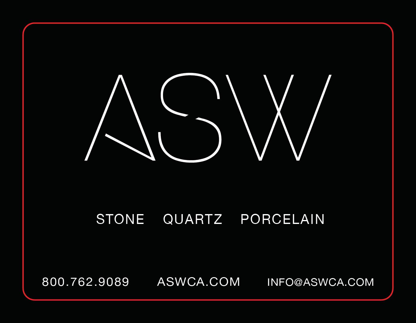 Custom Order - ASW Vinyl Decals