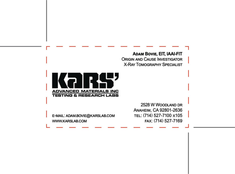 Custom Order - Kars