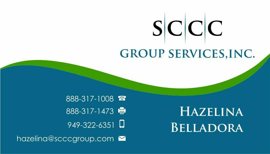 Custom Order - SCCC