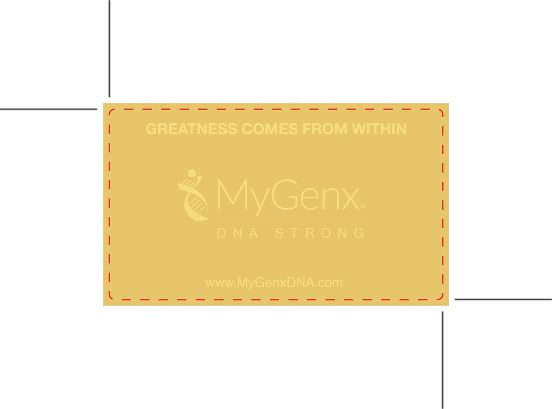 Custom Order - MyGenX