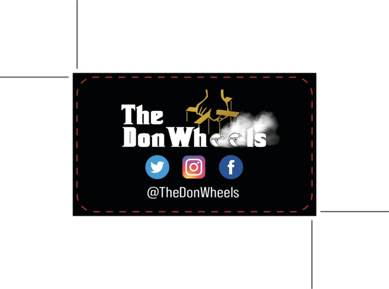 Custom Order - The Don