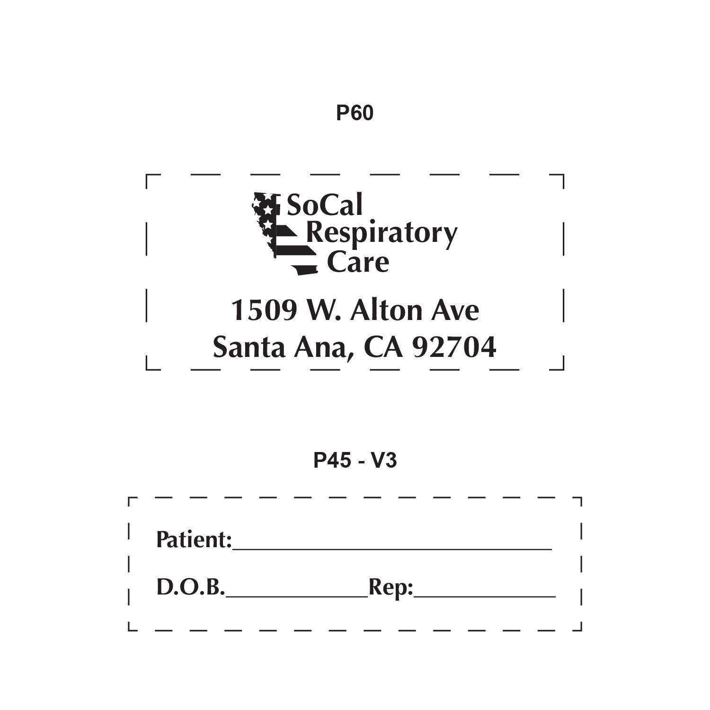 Custom Order - SoCal Respiratory