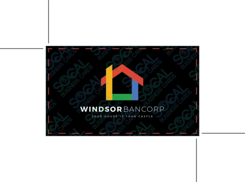 Custom Order - Windsor Bancorp
