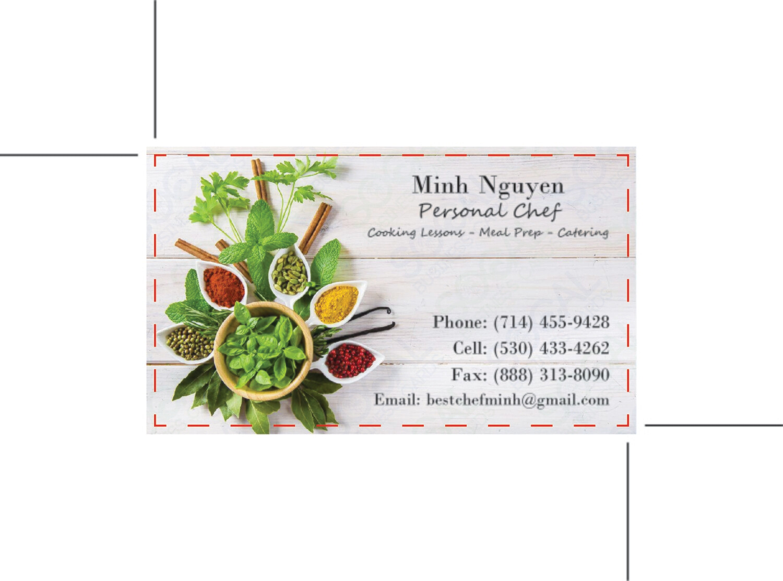 Custom Order - Minh N