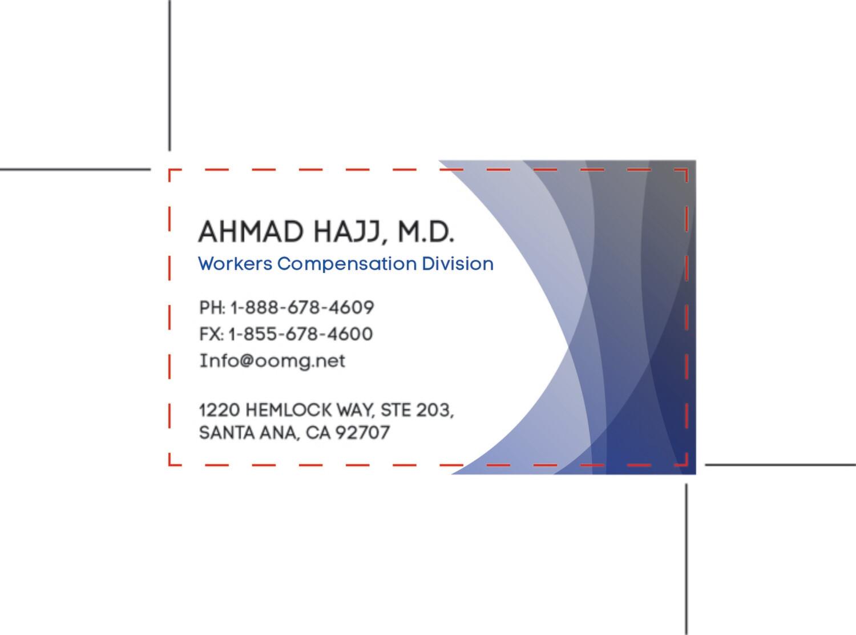 Custom Order - Ahmad Hajj