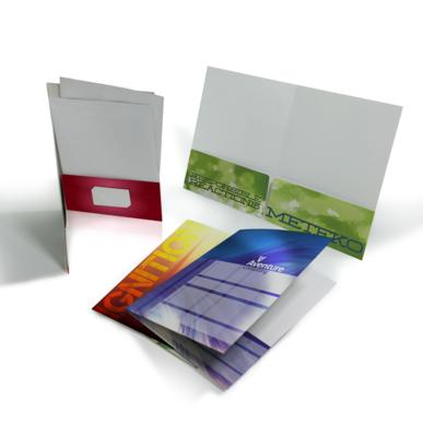 Presentation Folders - 6