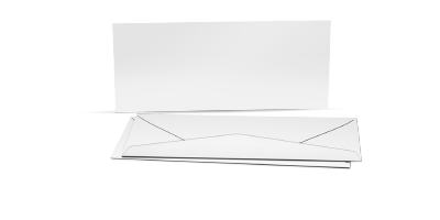 Envelope - 70# Linen - Blank - No Window