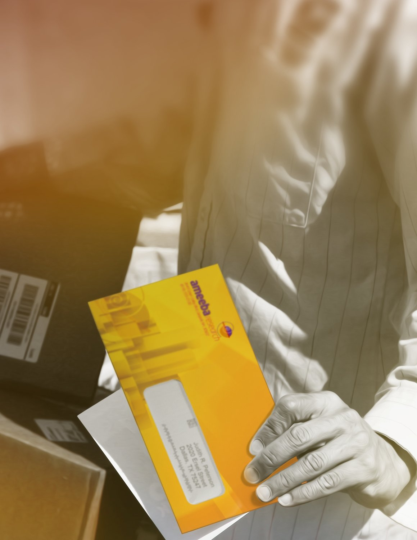 Envelope - 70# Linen - Window