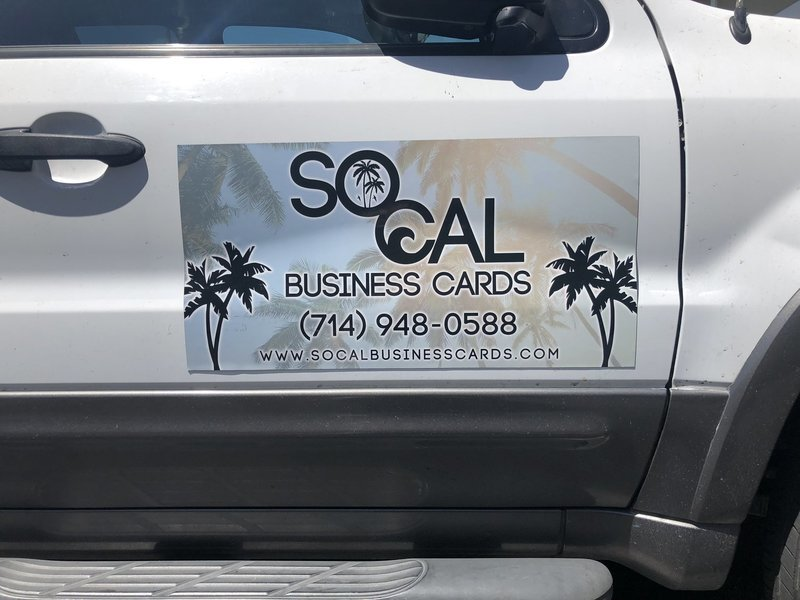 30mil Car Magnets - (Heavy Duty Magnets)