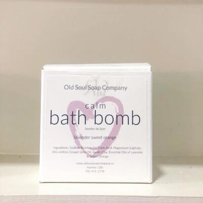 Calm Bath Bomb