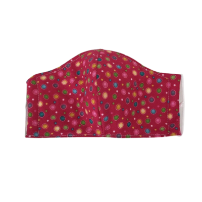 Face Mask / Cover- Adult - Teen / dots