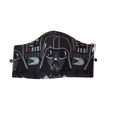 Face Mask / Cover- Adult - Teen / darth