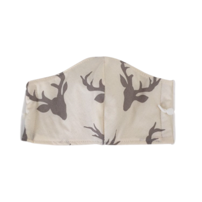Face Mask / Cover- Adult - Teen / stag