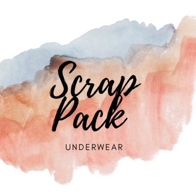 Scrap Pack Undies - Kids Underwear, children undies
