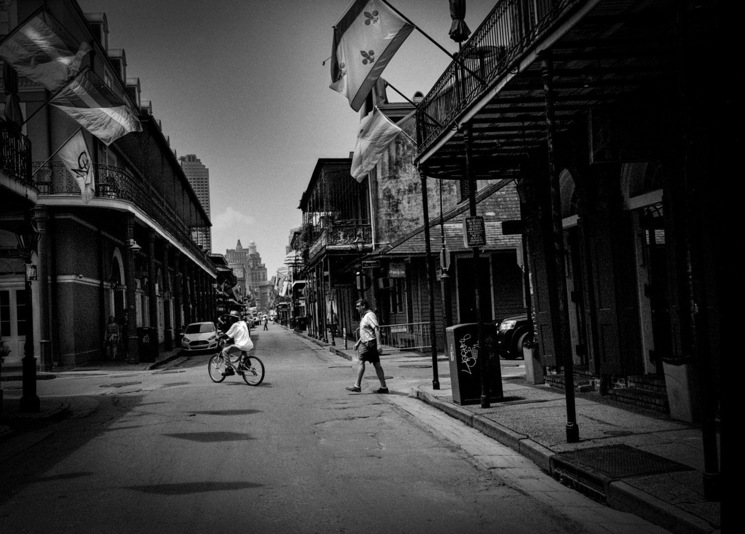 The beat goes on:  New Orleans