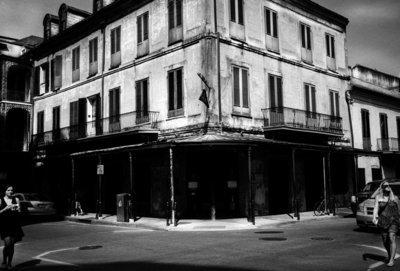Crosswalk New Orleans