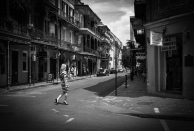 New Orleans Lady