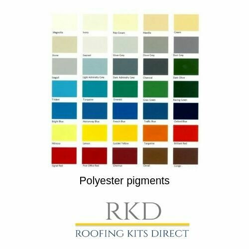 1 KG Polyester pigment