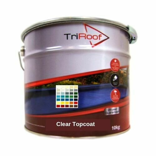 TriRoof Clear Topcoat (no catalyst)