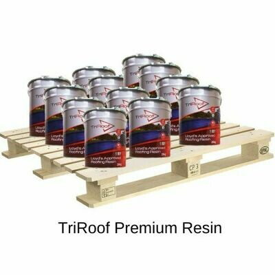 TRADE  - TriRoof Lloyds Approved Roofing Resin