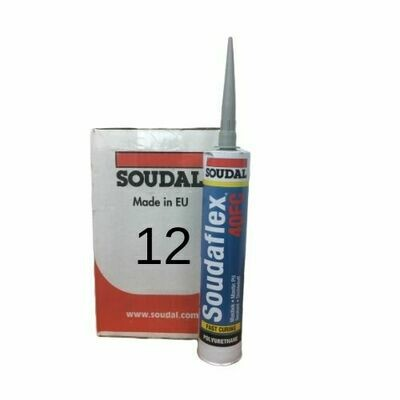 TRADE - BOX 12 Soudaflex Trim and roofing adhesive