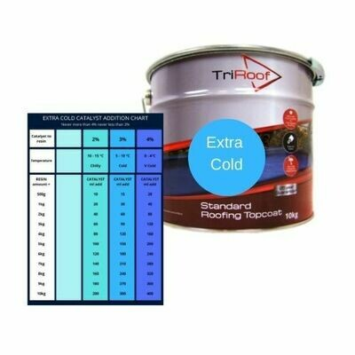 Extra Cold Winter Roofing Topcoat 10KG