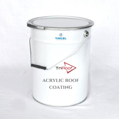 TRIROOF ACRYLIC roofing & repair