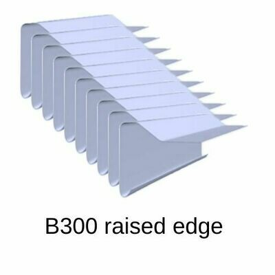 B300 10 pack Roofing Edge Trims