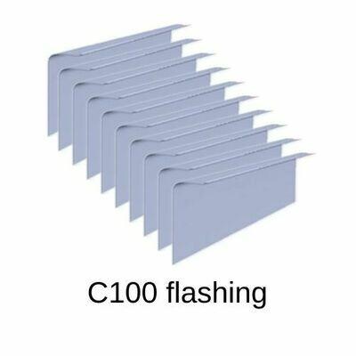 C100 10 pack Flashing Trims