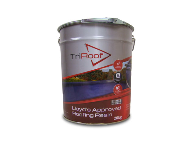 TriRoof Lloyds Approved Roofing Resin