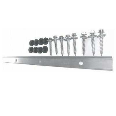EPDM Termination Bar (Aluminium)