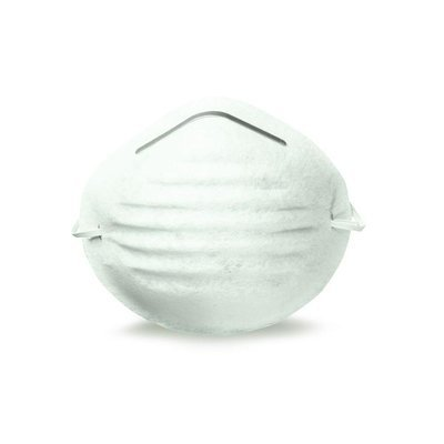 SM-200 Standard Non Toxic Particle Masks Pack of 50