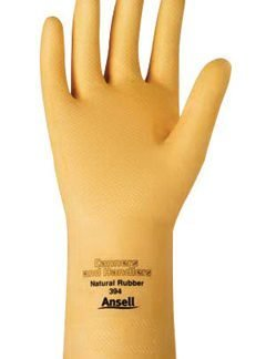 Rubber Medium Duty Gloves