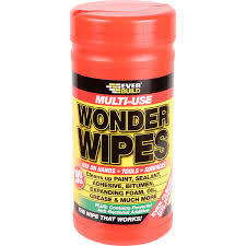 Wonder Wipes Tub 100