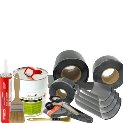 Pro Rubber EPDM  Roof Repair Kit