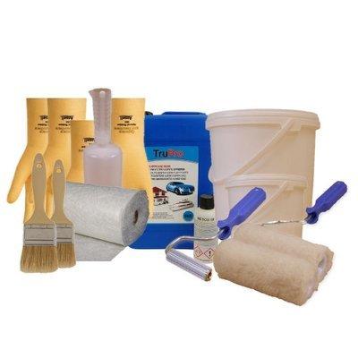 GENERAL Fibreglass repair kits