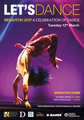 LETS DANCE TUESDAY 12th MARCH 2019 DVD (SD)