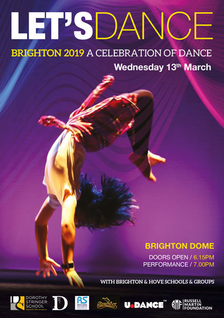 LETS DANCE WEDNESDAY 13th MARCH 2019 DVD (SD)