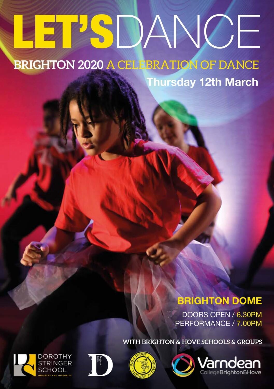 LETS DANCE THURSDAY 12th MARCH 2020 BLU RAY DVD (HD)